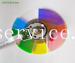 Projector color wheel for CHRISTIE DS+650/GP3