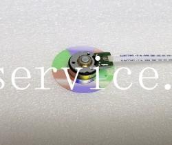 Projector color wheel for Ricoh pjhd 1080 new  6-color symmetrical color splitte