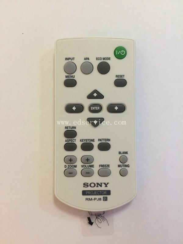 Projector remote control RM-PJ8CN for Sonny vpl-ex430 EX450 EX57